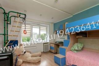 3-к квартира, 63 м², 4/5 эт.