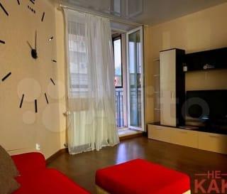 Квартира-студия, 40 м², 1/10 эт.