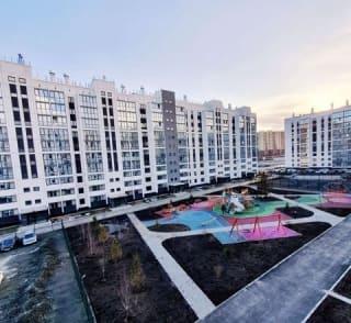 1-к квартира, 40 м², 5/11 эт.