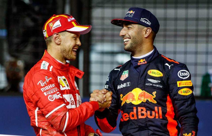 Daniel Ricciardo net worth: Sponsorship and contract details of Red Bull F1 star - GPFans.com