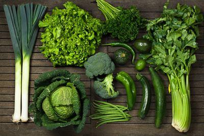 5 Sayur Penurun Kolesterol Tinggi Secara Alami