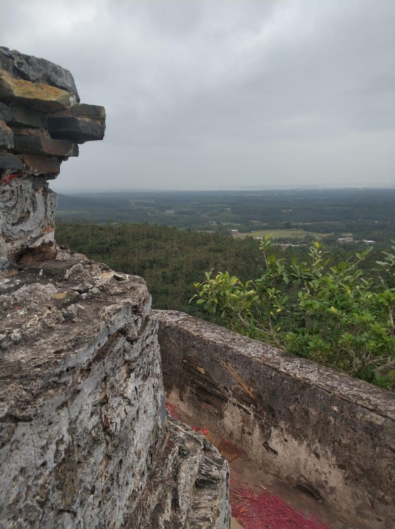 Doubing Tower View