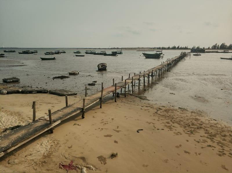 Puqian Coast