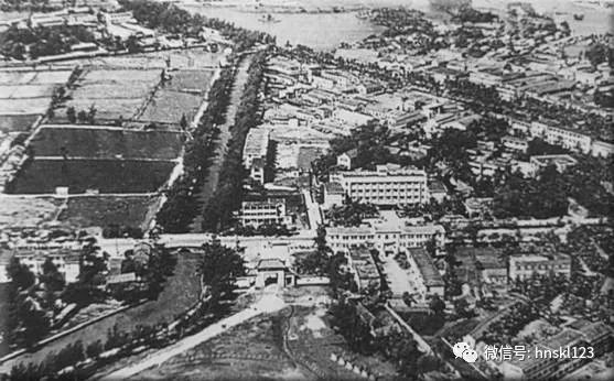 1975 Datong Road and Canal