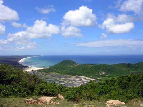 Tonggu Mountain and Beach