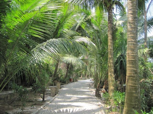 Wenchang Cycle Path 3