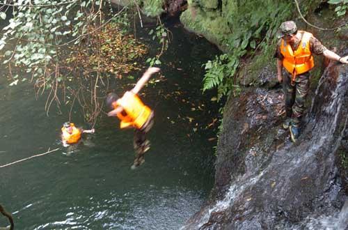 Wanquan River Rafting