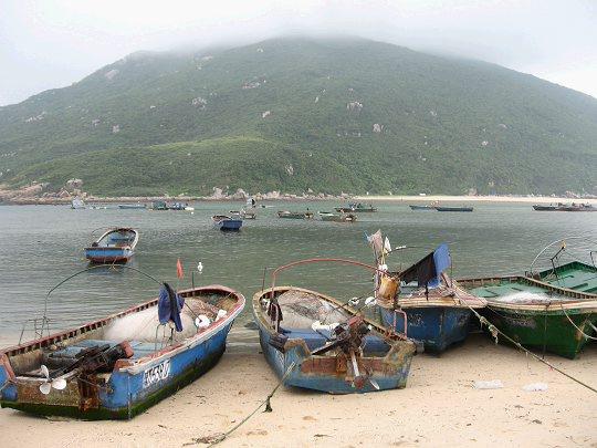 Dazhou Island