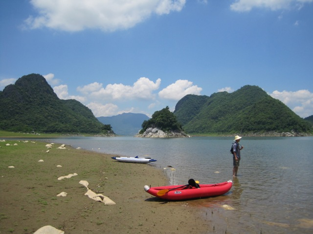 Daguangba reservoir