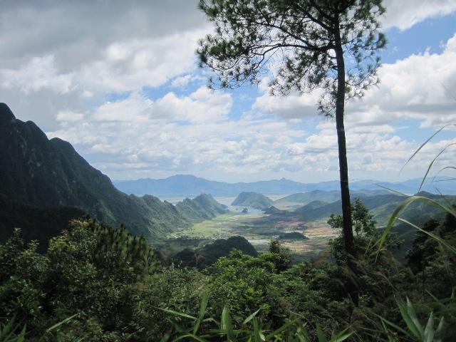 Exian Mountain (俄贤领)