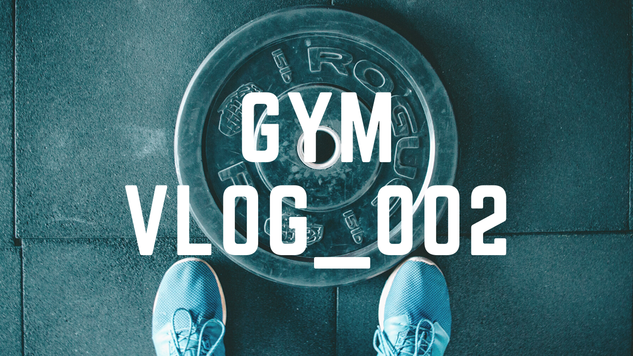 Gym Vlog 002: From the Gym to Lemon Squares