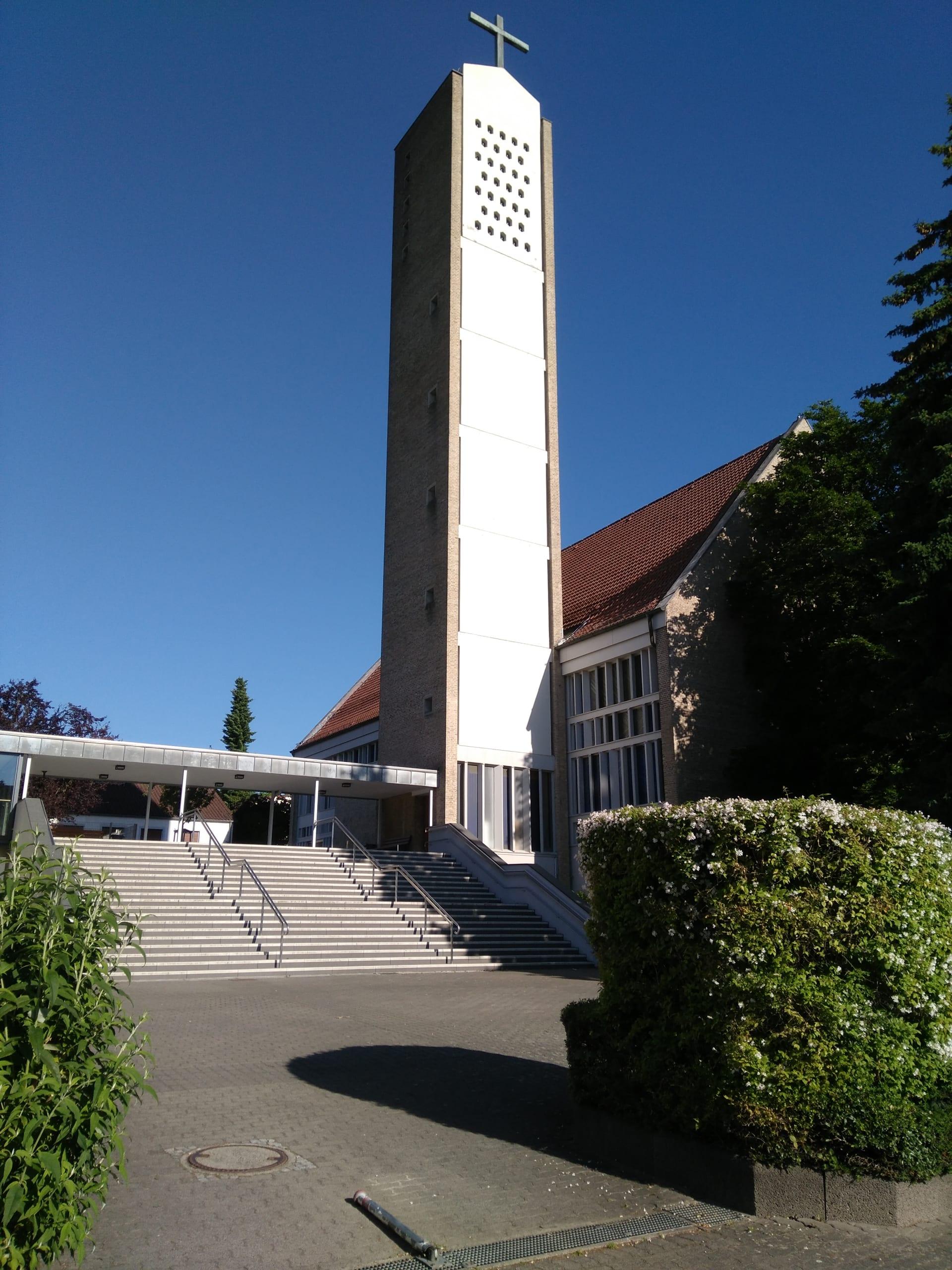 Kirche Thomaskirche