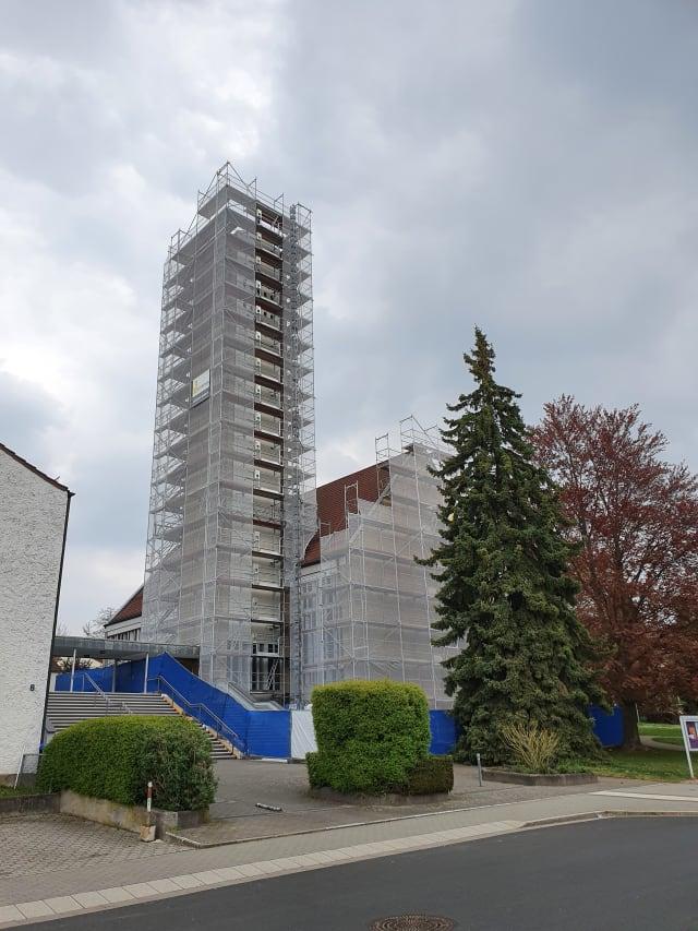 Ein Foto der Thomasgemeinde Hofheim-Marxheim