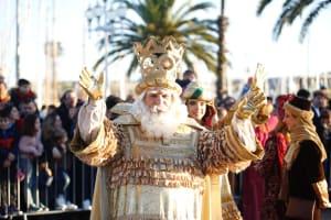 バルセロナ 東方の三賢人のパレード