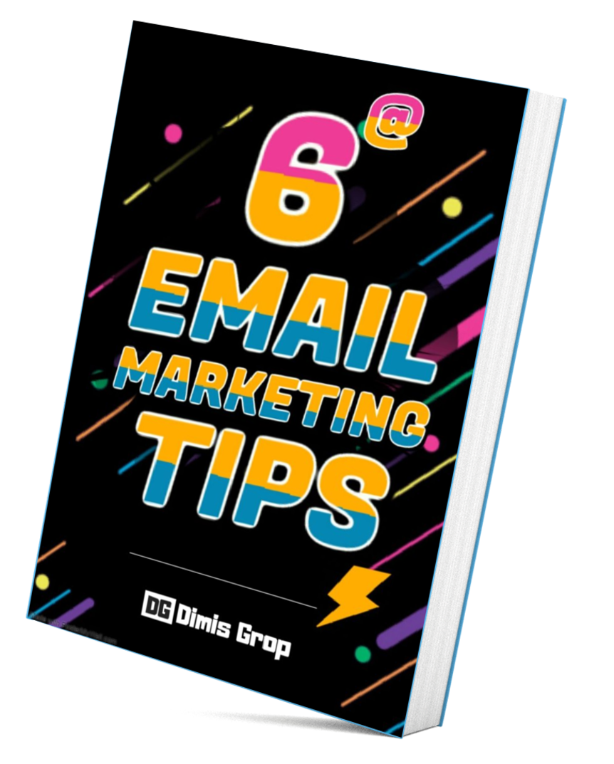 6 email marketing tips
