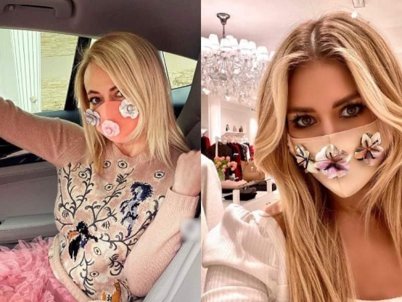 Новости дня: Российские знаменитости перессорились из-за дизайнерских масок