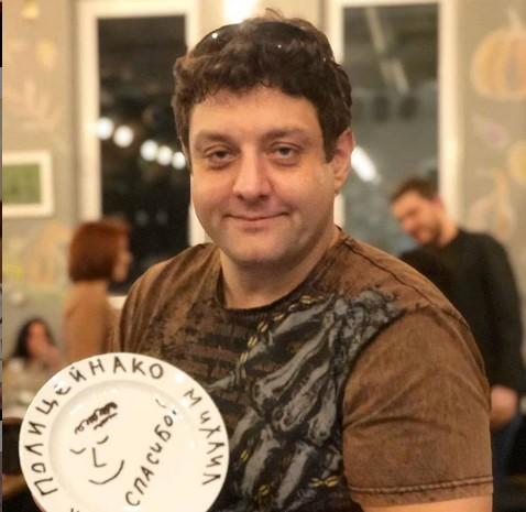Михаил Полицеймако начал строить дом после рождения третьего ребенка