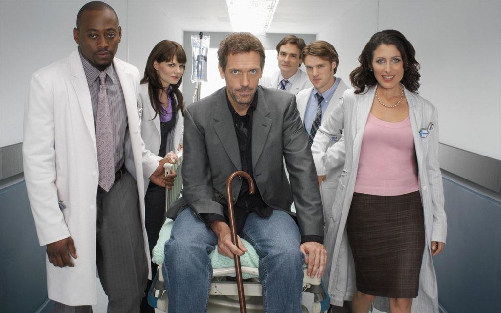 Тест: на сколько процентов ты доктор Хаус?