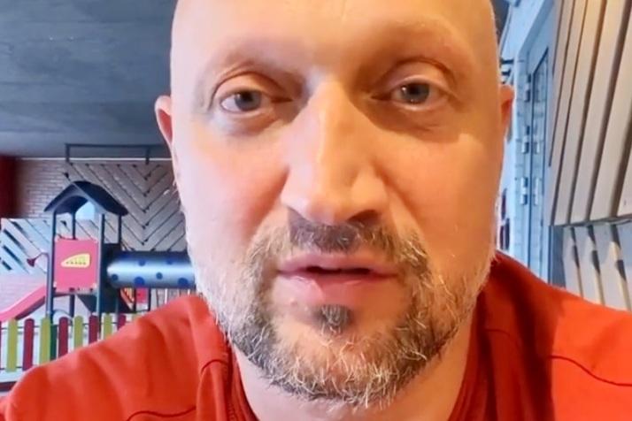 Гоша Куценко: полиция задержала актеров в форме из-за приезда Путина
