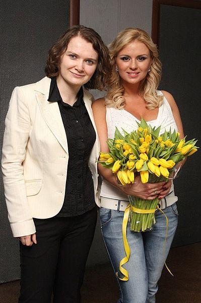 В Сети обсуждают новый сексуальный снимок Анны Семенович