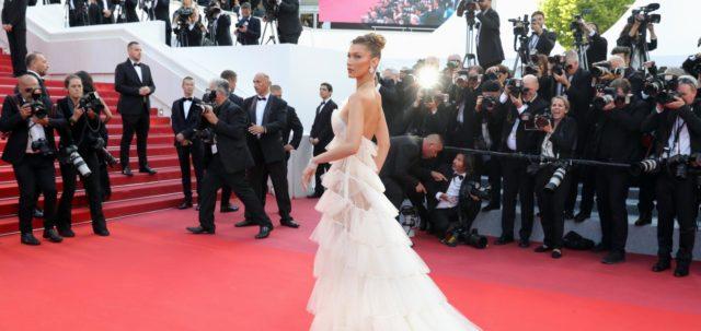 5 самых голых платьев на красной дорожке Каннского фестиваля