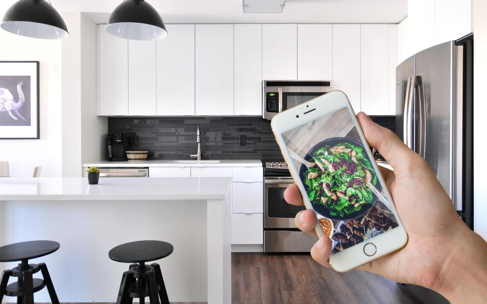 The future of cooking has a name: Smart Kitchen