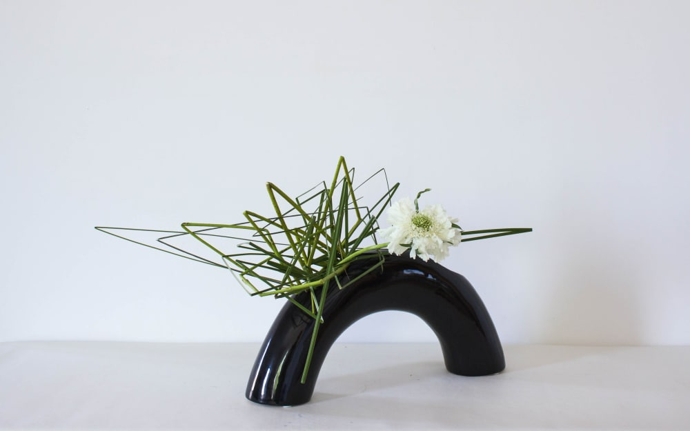 Ikebana: the flower arrangement art coming from Japan