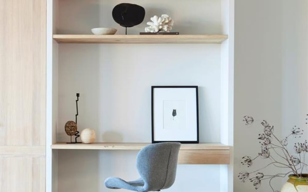 Home office design: small is cool!