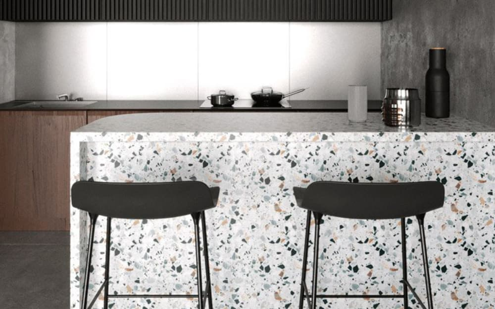 Terrazzo: a sustainable and trending choice