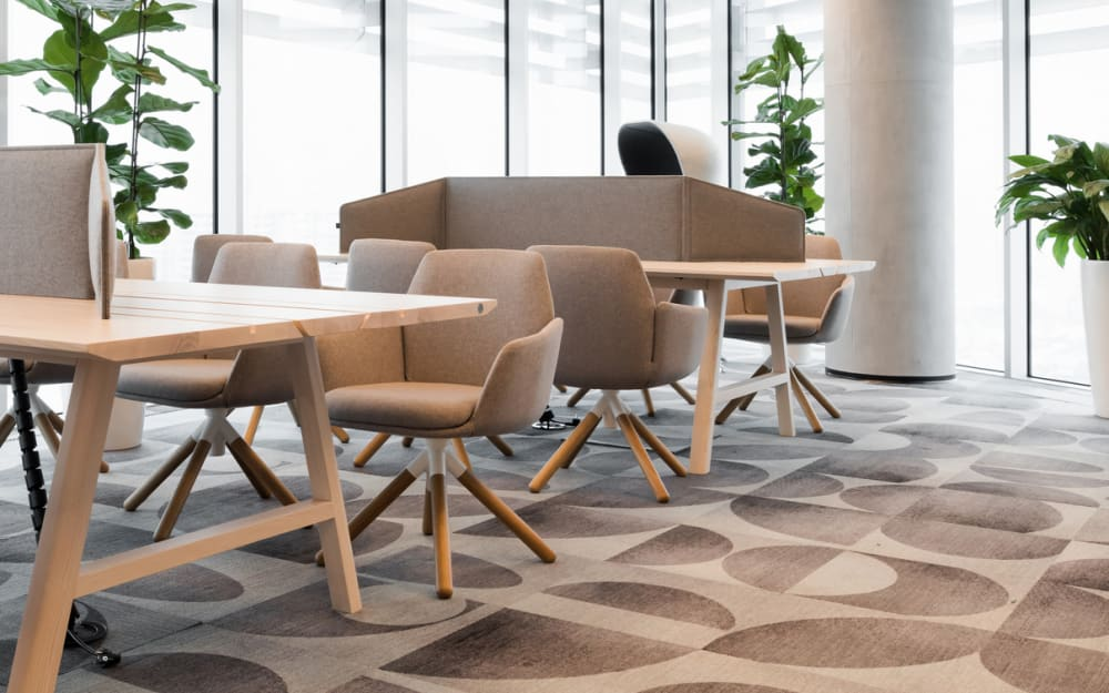 The future of workspace design in 5 words