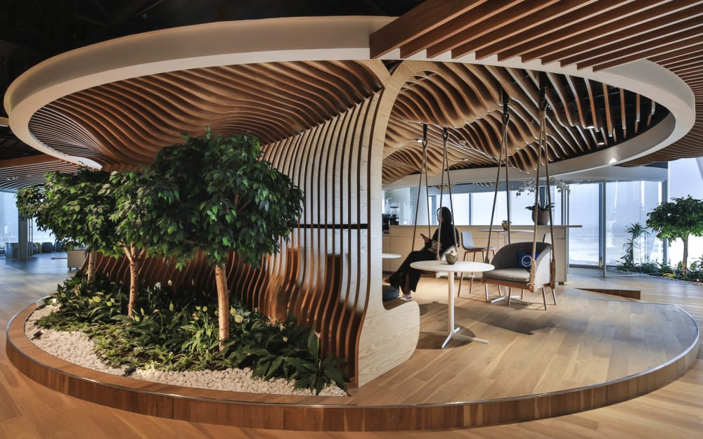 The biophilic office: what it is and why it works