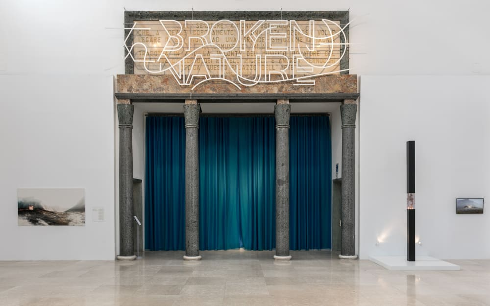 Highlights from Broken Nature and its restorative design