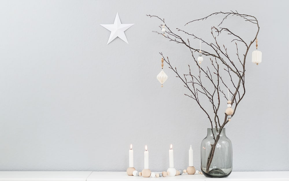 A sustainable Christmas decorating guide