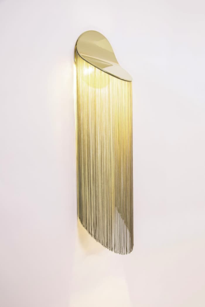 Cé lamp, by D'armes.