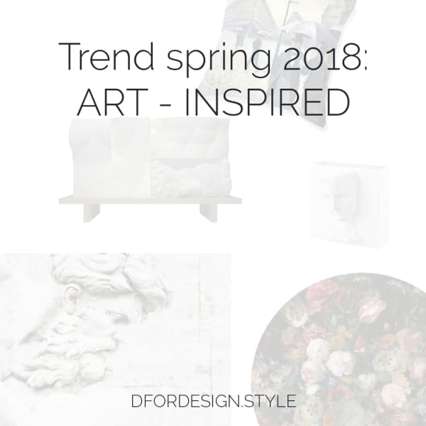 Art inspired trend. Pin It.