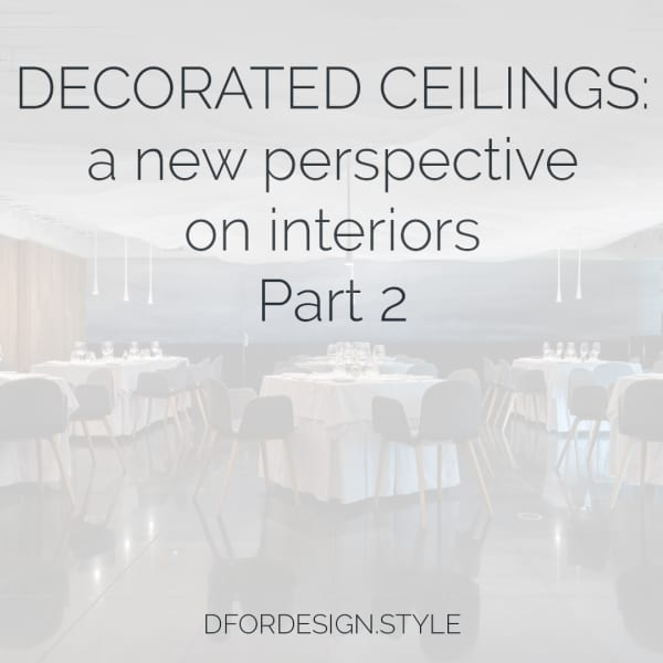 Decorated ceilings part 2. Pin It.