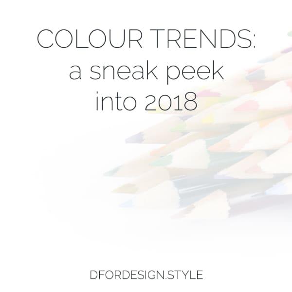 Colour trends: a sneak peek into 2018. Pin It.