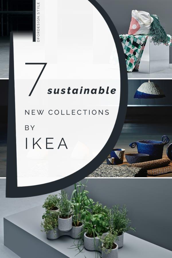 Sustainable design: IKEA Democratic Design Days 2019. Pin it.