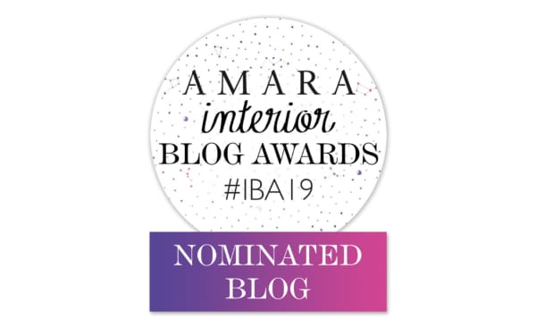 Amara IBA nominated blog 2019.