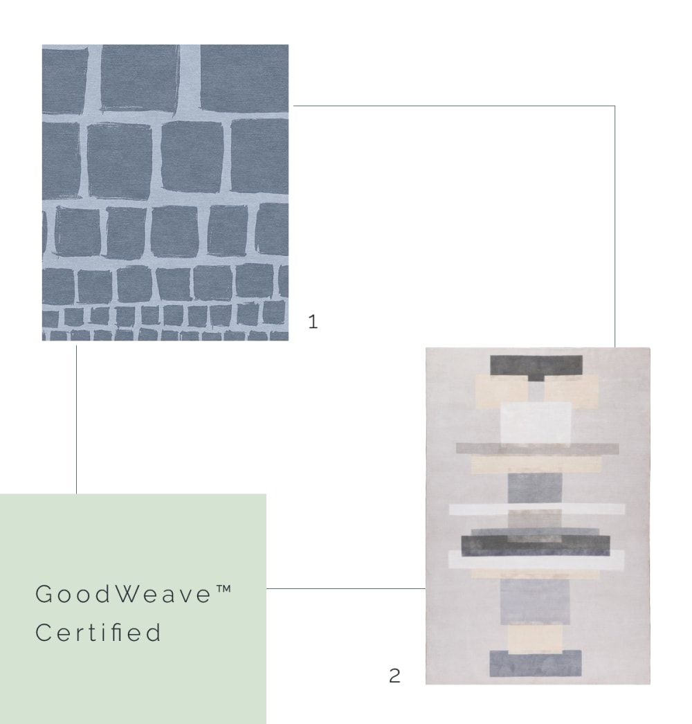 "GoodWeave™ certified rugs.<span class=""sr-only""> (opened in a new window/tab)</span>"