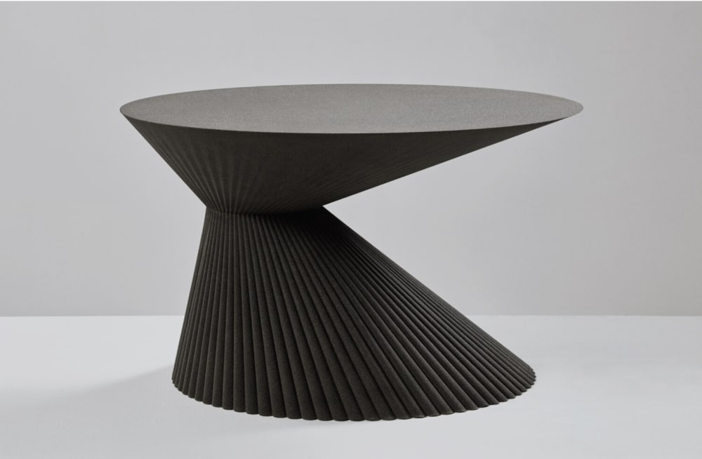 """3D printed sand side table.<span class=""""sr-only""""> (opened in a new window/tab)</span>"""
