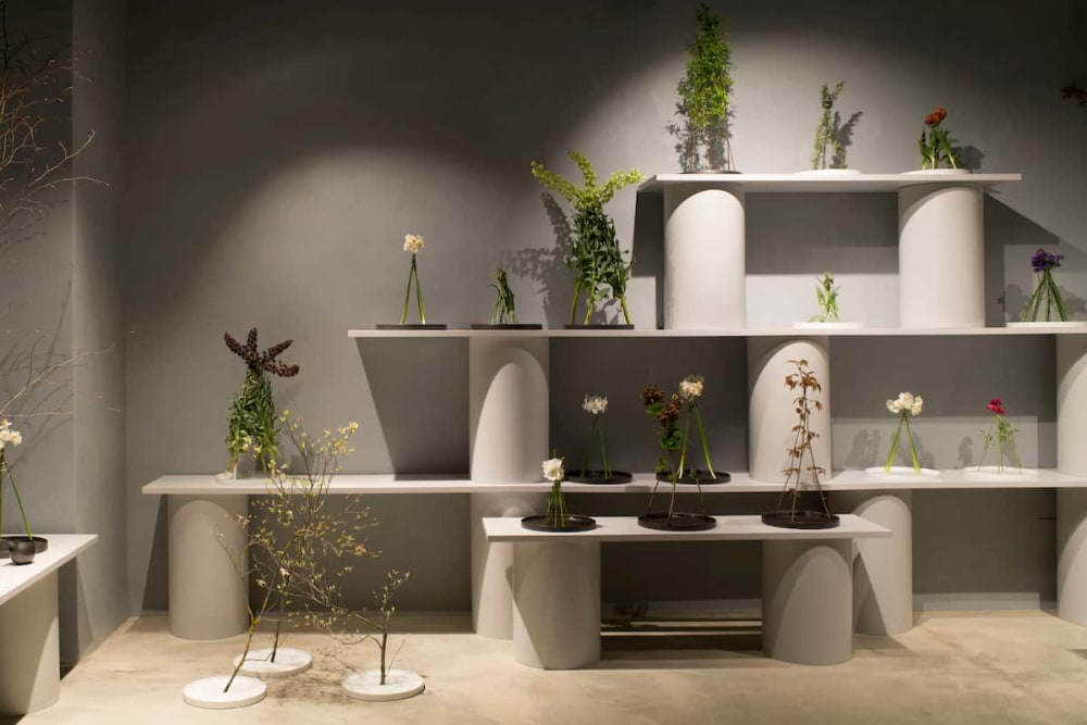 """Showcase of small flower arrangements.<span class=""""sr-only""""> (opened in a new window/tab)</span>"""