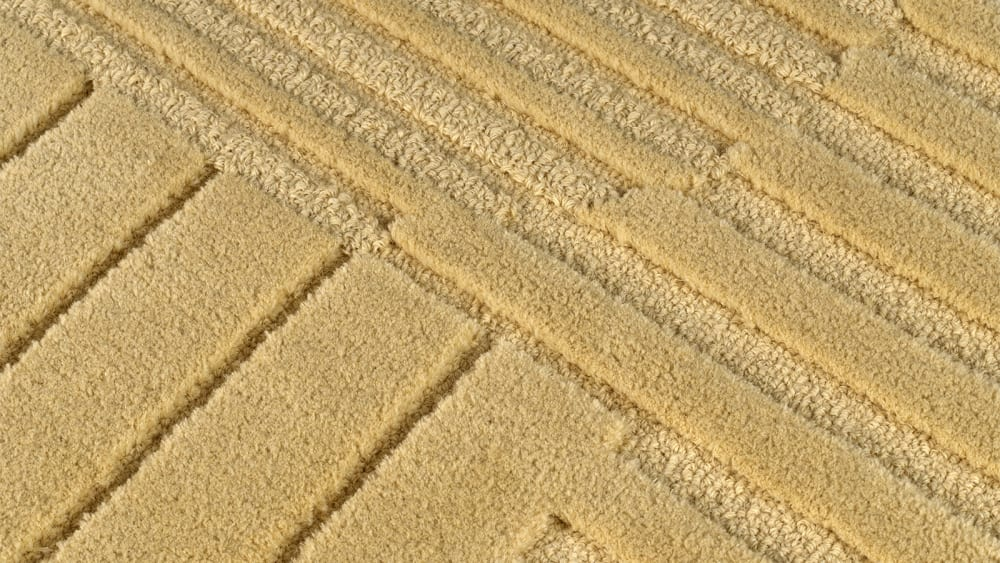 """Close-up of Robotuft texture.<span class=""""sr-only""""> (opened in a new window/tab)</span>"""