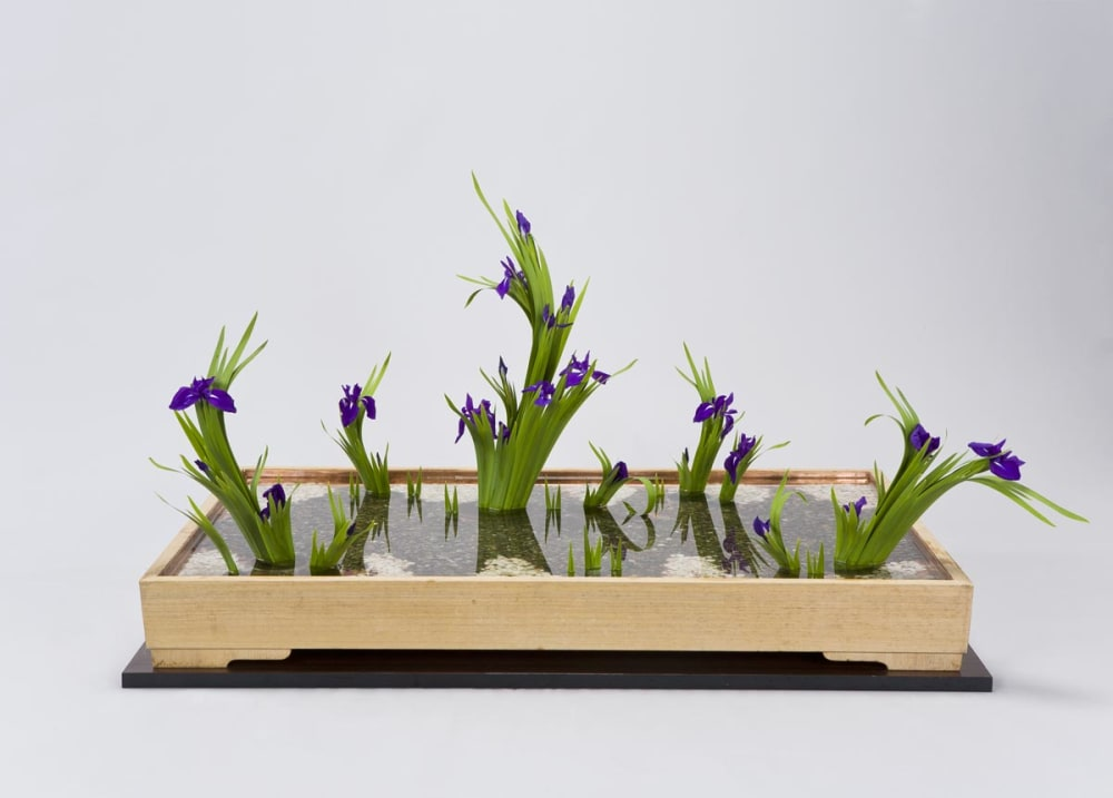"Small Ikebana arrangement, perfect décor in a minimalist interior.<span class=""sr-only""> (opened in a new window/tab)</span>"