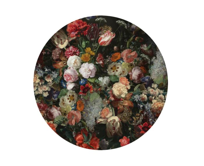 "Eden Queen round rug, by Marcel Wanders.<span class=""sr-only""> (opened in a new window/tab)</span>"