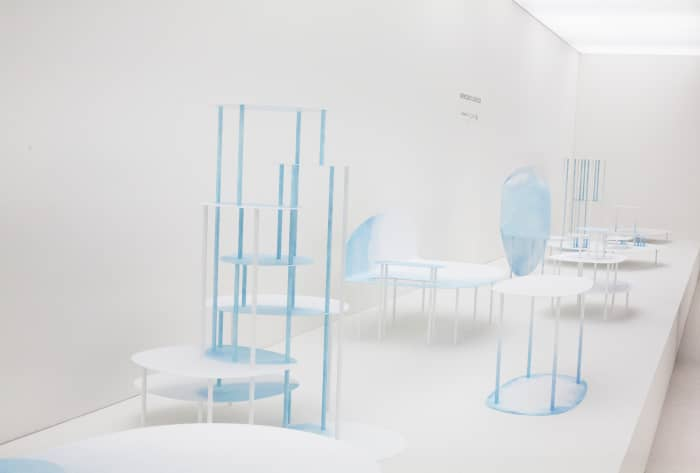 More pieces from the Watercolour Collection by Nendo
