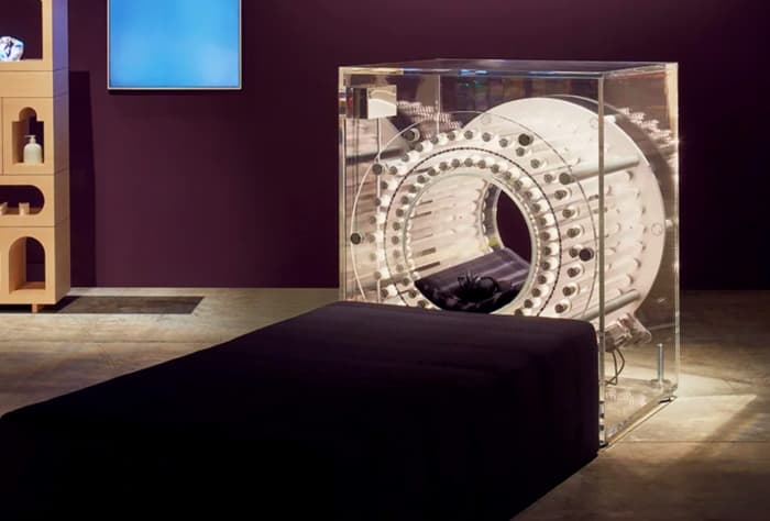 The Dream Machine, designed by Frank Kolkman