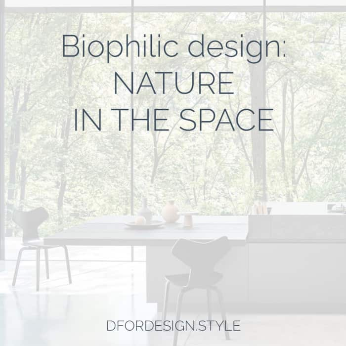 Biophilic design. Pin It.