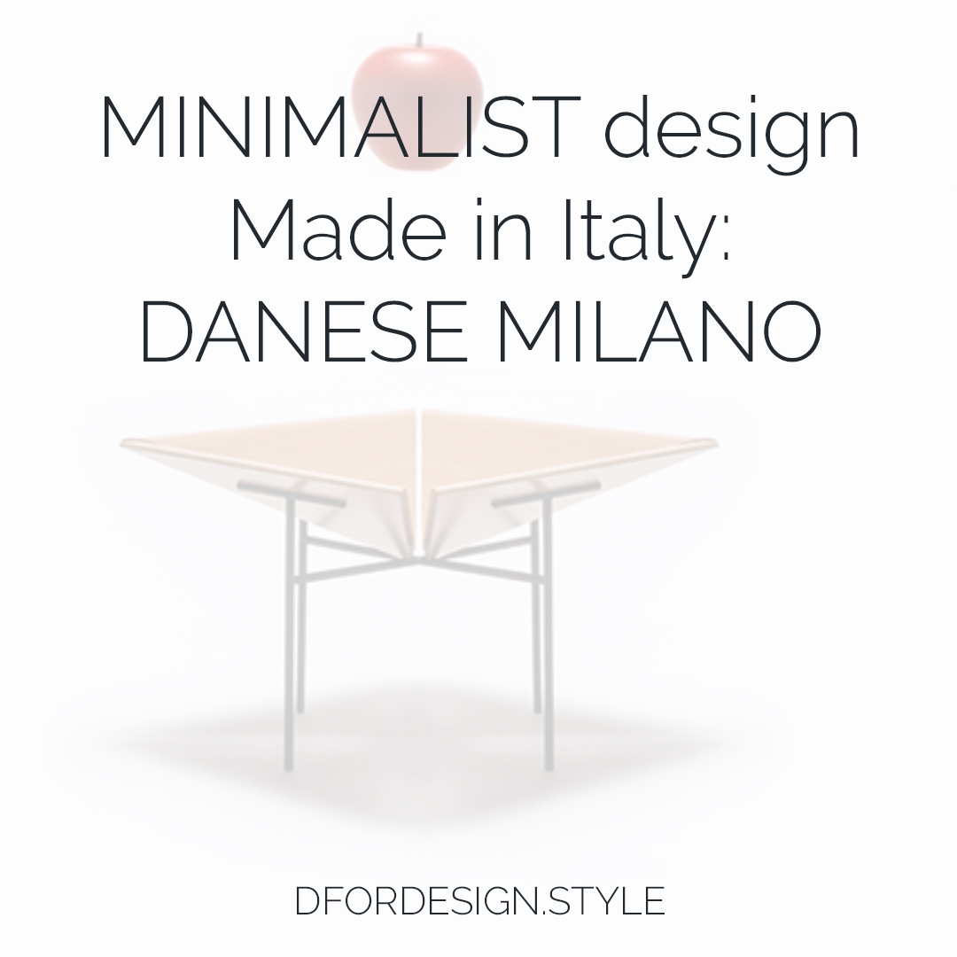 Danese Milano. Pin It.