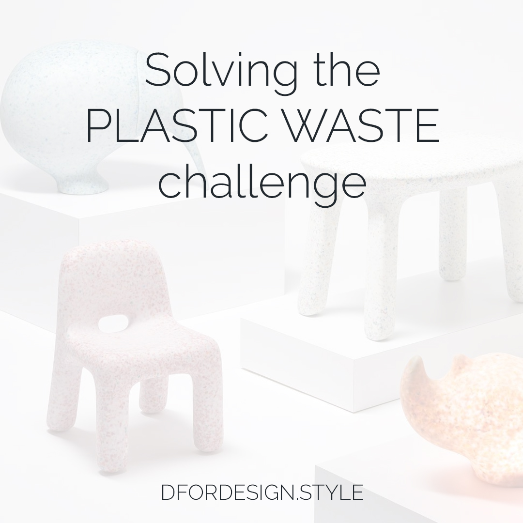 Solving the plastic waste challenge. Pin It.
